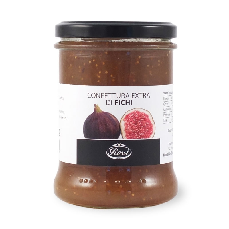 Extra jam of figs, 330 grams - Red