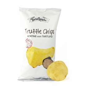 Chips with truffle, 100 gr - Tartuflanghe