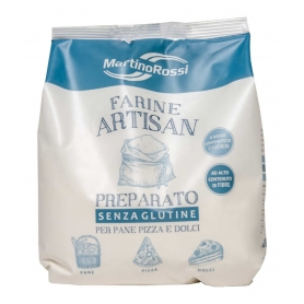 Farine sans gluten pour pain et pizza, 1 kg - Artisan