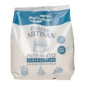 Glutenfreies Mehl für Brot und Pizza, 1 kg - Artisan