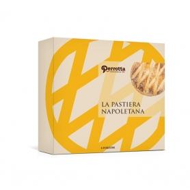 Neapolitanische Pastiera, 400 gr - Perrotta