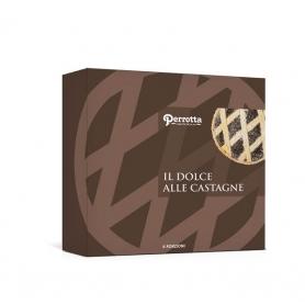 Cake aux marrons, 400 gr - Perrotta