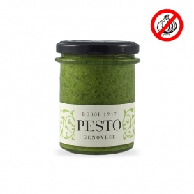 Genoese fresh pesto without garlic, 180 gr - Rossi 1947