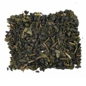Tè Gunpowder Early Grey - Tè verde al bergamotto, 100 gr