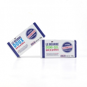 Selection of Butter from the Loire, 2 pcs. - Verneuil
