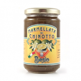 Jam of chinotto from Savona (Slow Food Presidium), 350 gr - Besio