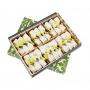 Tartufi al pistacchio in scatola regalo, 300 gr