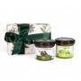 Pesto genovese e patè di olive in scatola regalo - Liguria Tasting