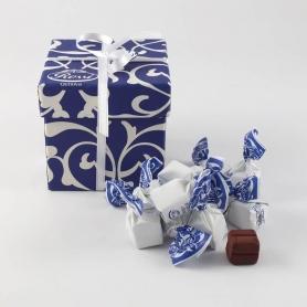 """I Tartufi di Rossi - in elegante scatola regalo """"ballotin"""", 150 gr"""