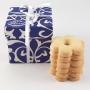 """Canestrelli in scatola regalo """"ballotin"""", 180 gr. - Le dolci confezioni"""