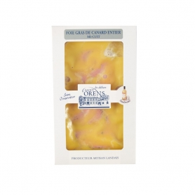 Foie gras de canard I Sauternes cuit, 210 gr