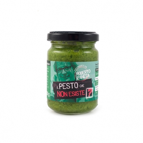Pesto that does not exist Roberto Panizza