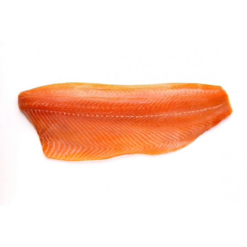 Baffa di Filetto di salmone affumicato classico, 3 kg - Carpier