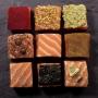 Mezza Baffa di Filetto di salmone affumicato classico, 1,8 kg - Carpier