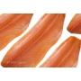 Coeur du filet de saumon fumé classique, 400 gr - Carpier