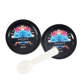 Pair of 10g Caviar (Baerii Imperiale) + Mother of Pearl Spoon - ASTARA