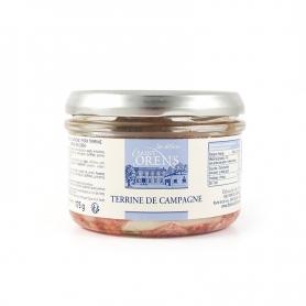 Terrine de Campagne, 180 gr - Les Delices Saint Orens