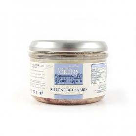 Rillons de Canard, 180 gr