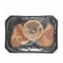 Scaloppe di Foie Gras pronte sottovuoto con salsa