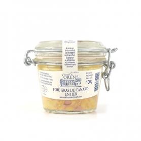 Bloc de Foie gras de canard du Sud-Ouest, 200 gr. - Jeanne Bertot