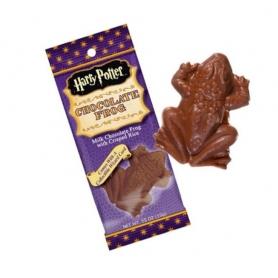 Collezione Harry Potter Rana di Cioccolato + Figurina, 15 gr - Jelly Belly