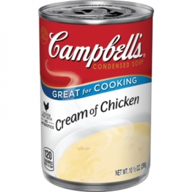 Hühnersuppe (Campbell's Cream of Chicken), 310 gr - Campbell's Soup