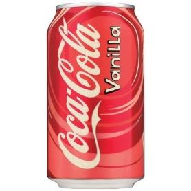 Vanilla Coke - Coca Cola alla Vaniglia, 355 ml