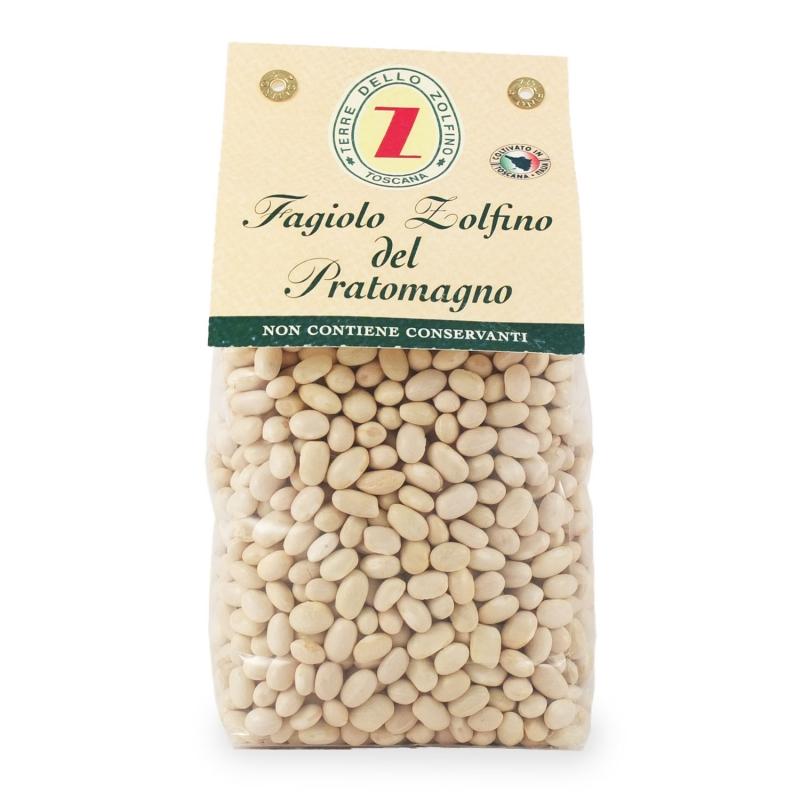 Fagiolo zolfino del Pratomagno, 400 gr. - Terre dello Zolfino