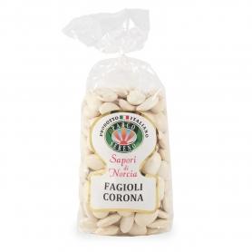 Fagioli Corona secchi, 500 gr - Parco Sereno - Secchi