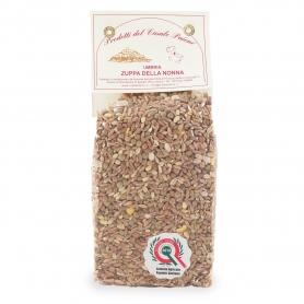 Zuppa di farro e legumi, 500 gr. - Azienda Agricola Paoletti