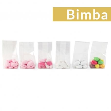 Degustazione Confetti per Bimba - Set Assaggio, 6 x 50 gr - Caramelle, Confetti e Liquirizie