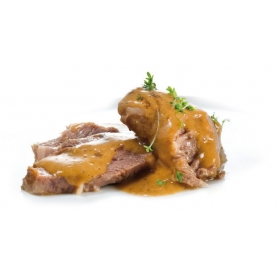 Confit veal cheek Guancialetto, 500 gr - Jolanda de Colo