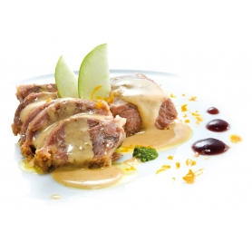 Ready pork cheek Guancialetto, 500 gr - Jolanda de Colo