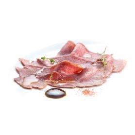 Smoked pork tongues, 350 gr - Jolanda de Colò