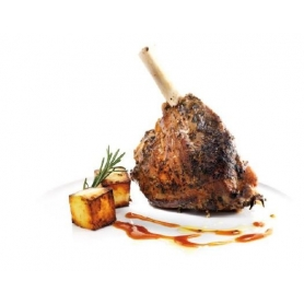 Lamb shank baked in the oven, 450 gr - Jolanda de Colò