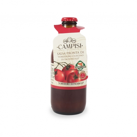 sauce tomate Pachino 33 cl - Société Campisi