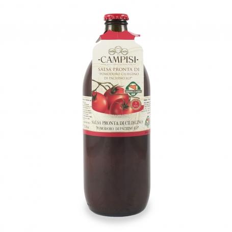 Salsa di pomodoro di Pachino IGP, 66 cl - Azienda Campisi - Salse e Passate di Pomodoro