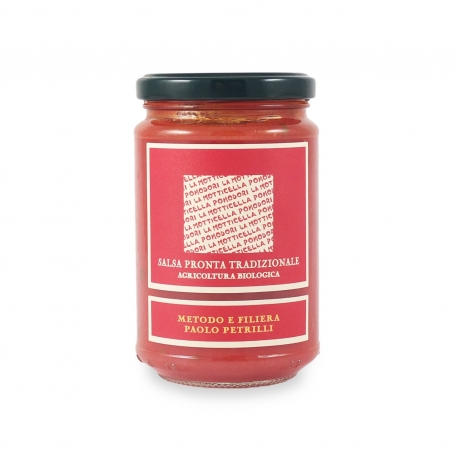 Traditional ready sauce - Paolo Petrilli, 300 gr