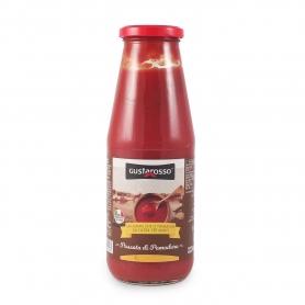Tomato sauce, 400 gr - Gustarosso
