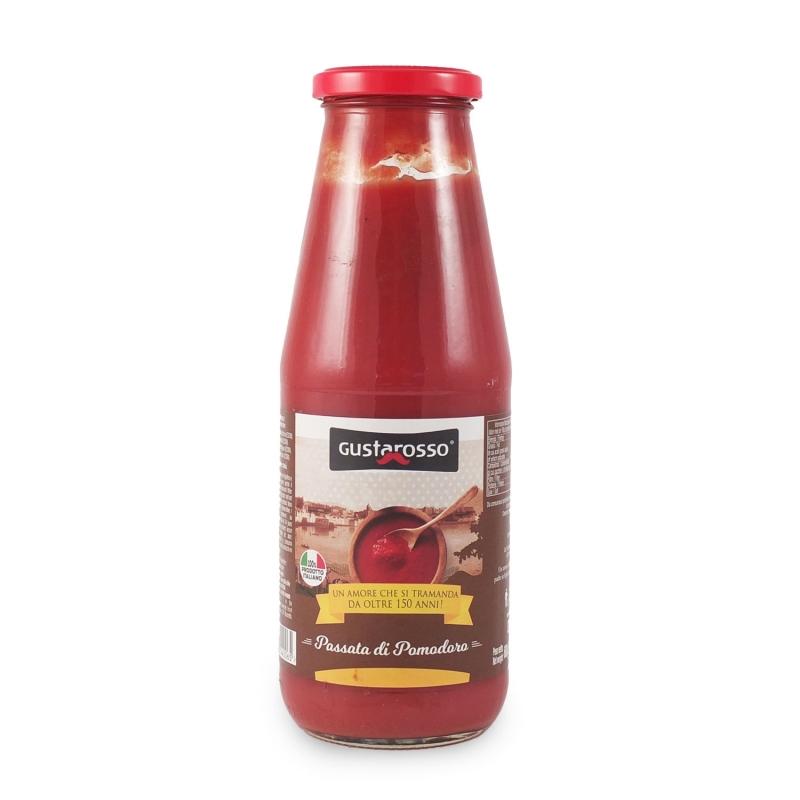 Passata di pomodoro, 400 gr - Gustarosso