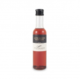 """Reserve 6 years"" wine vinegar, 250 ml - Acetaia San Giacomo - Aceto"