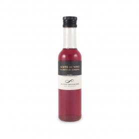 Wine vinegar from juniper barrels, 250 ml - Acetaia San Giacomo