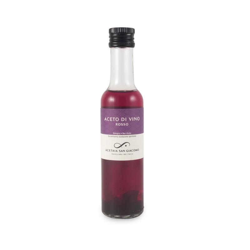 Aceto di vino rosso, 250 ml - Acetaia San Giacomo