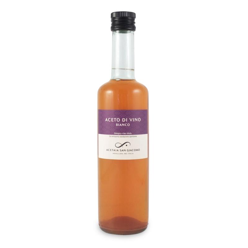 Aceto di vino bianco, 0.5 l - Acetaia San Giacomo