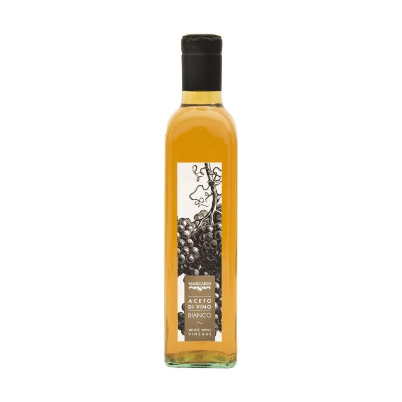 Aceto di vino bianco - l. 0,50 - Azienda Agricola Manicardi