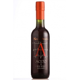 Red wine vinegar, 250 ml - Pojer e Sandri