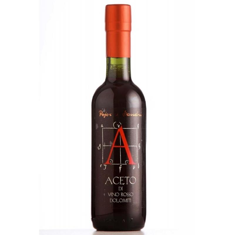 Aceto di vino rosso, 375 ml - Pojer e Sandri