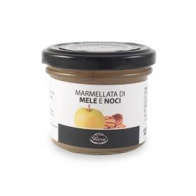 Marmellata di mele e noci, 120 gr