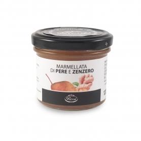 Marmellata di pere e zenzero, 120 gr