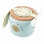 Fleur de Sel in vasetto di ceramica, 150 gr - Sal de Ibiza